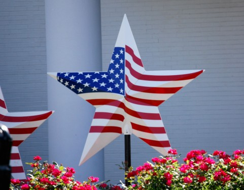 アメリカ星条旗